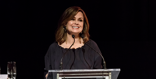 Lisa Wilkinson at Telstra Wholesale Market Connections Forum 2018